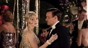 Carey Mulligan stars as Daisy Buchanan and Joel Edgerton stars as Tom ...