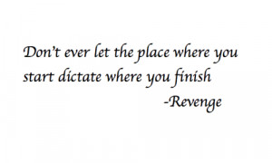 Revenge Quotes Tv Show Tumblr ~ Revenge tv series quotes tumblr ...