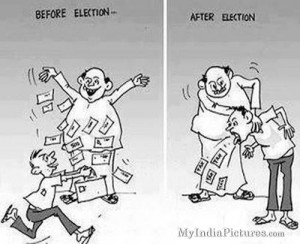 Before Election and After Election Funny Cartoon Jokes, Cartoon Jokes