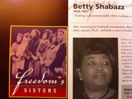 More of quotes gallery for Betty Shabazz's quotes