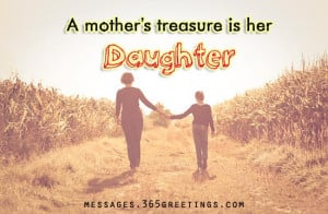 Mother – Daughter Quote