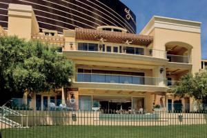 "Steve's plush residence is built adjacent to his ""Wynn Las Vegas ..."