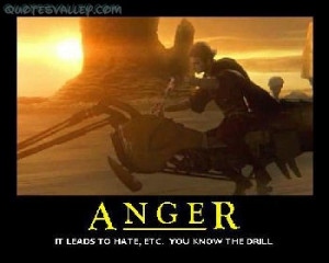 Anger Quote, It Leads To Hate ~ Anger Quote