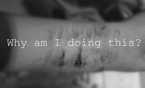 Cutting Depression Depression, cutting,