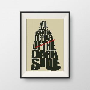 Star Wars Cross stitch pattern, BOGO, Quote cross stitch, PDF counted ...