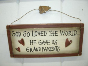 today is national grandparents day are your grandparents special tell