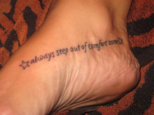 Inspirational Quotes For Girls Tattoos