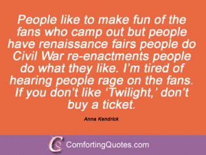 Anna Kendrick Funny Quotes