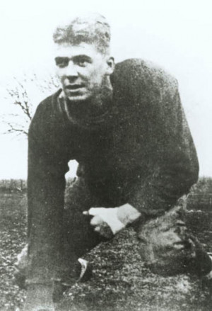 Ronald Reagan Picture: Ronald Reagan as a Football Player