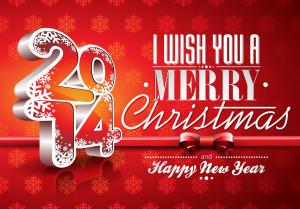 ... merry christmas and happy 2014 new year happy holidays lookind forward