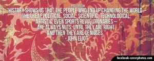John Eliot Facebook Cover