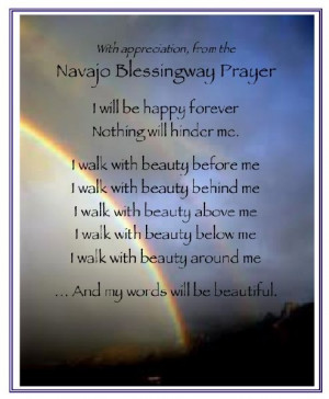 Navajo Prayer Beauty | Navajo Blessingway Prayer: Baby Fever, 494600 ...