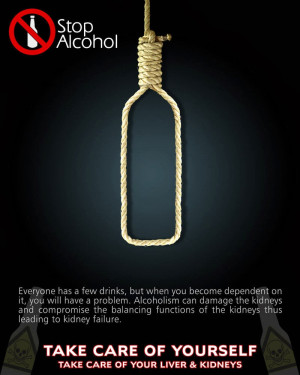 Anti Alcohol Pictures Are not anti alcoholic.