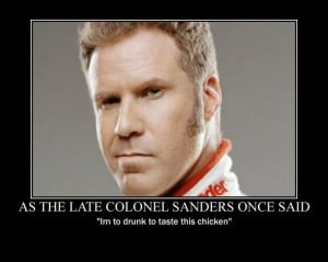 Ricky Bobby Quotes Quote