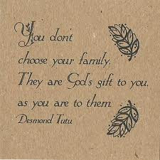 Extended Family Quotes