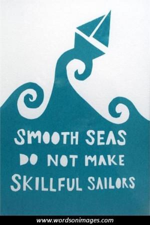 Quote sailing
