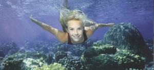 People Drowning Underwater