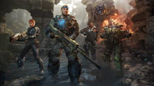 ... the Collection Gears Of War Video Game Gears Of War: Judgment 389455