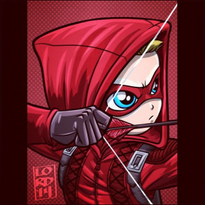 Arrow - Roy Harper/