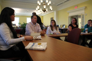 Students discuss this year's Big Read: Mindset: The New Psychology of ...