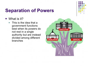 Checks And Balances Definition Separation of Powers What