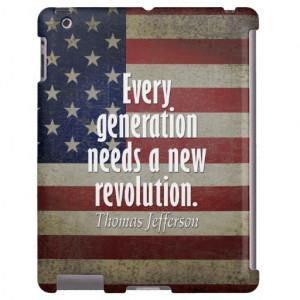Thomas Jefferson Quote on Revolution