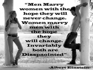 Positive quotes for women about men