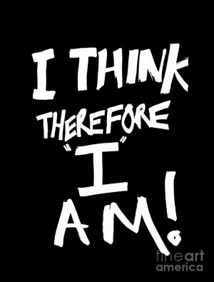 Think Therefore I am HR