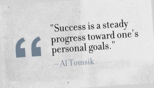personal goal quotes