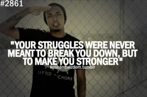 Quotes about life struggles hardships