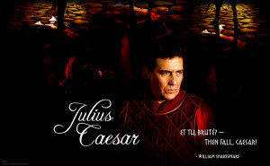 Julius Caesar Quotes HD Wallpaper 5