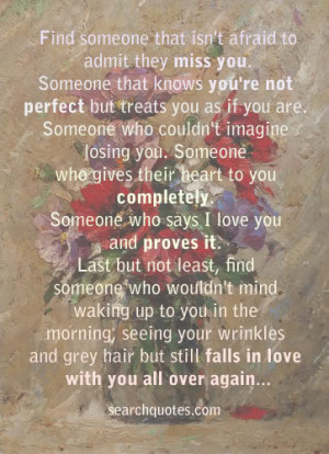 ... Quotes , Love Quotes , Finding Love Quotes , Falling In Love Again
