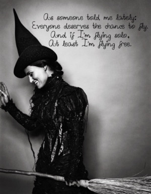 ... love the Wicked musical I thought this image was perfect for today