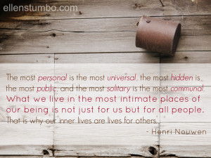 Cerebral Palsy Quotes Henri nouwen quote