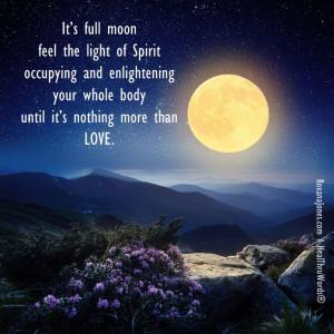 Enjoy the super moon!