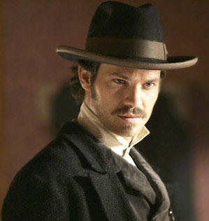 Male on Monday : : Timothy Olyphant