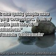 Peace and quiet pictures and quotes | Wise quotes, quotes about quiet ...