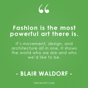 Items Blair Waldorf Blair Waldorf Quote Blogzine celebrity quotes ...