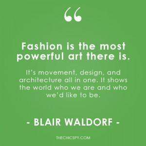 Items Blair Waldorf Blair Waldorf Quote Blogzine celebrity quotes ...