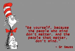 Diversity Quotes Dr. Seuss