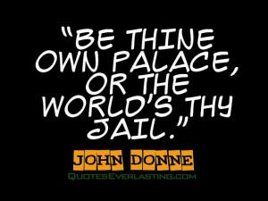 john donne 39 s famous quotes