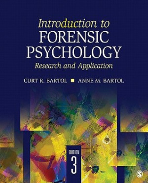 """Start by marking """"Introduction to Forensic Psychology: Research and ..."""