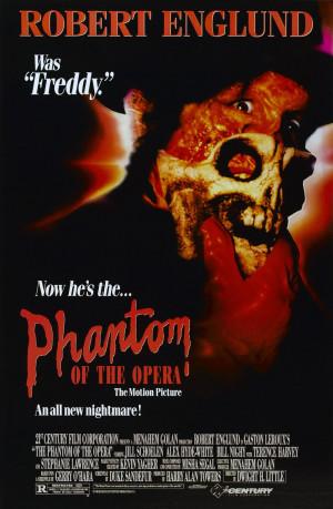 The Phantom of the Opera (1989) - Review