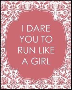 Girl power!! More