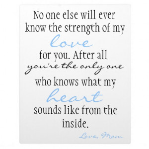 Love Between Mother and Daughter Quotes