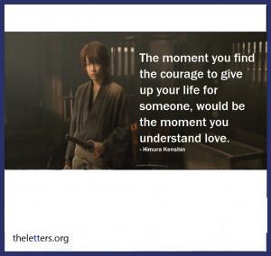 More Rurouni Kenshin Quotes   Quotes from Samurai X Part 3