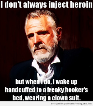 Then Came The Dos Equis Guy