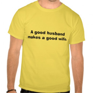Very Good Husband Quotes