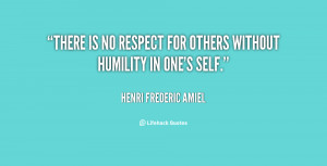 Quotes About Respecting Others Relationships