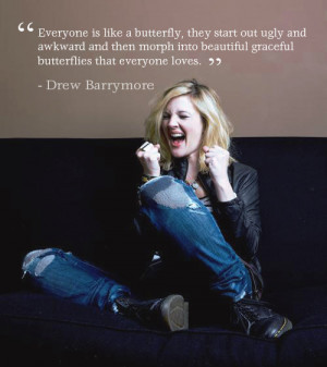 Drew Barrymore Quotes (Images)